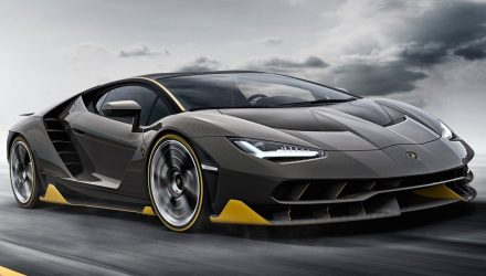 Lamborghini to expand use of carbon fibre, introduce carbon conrods