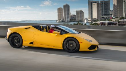 Lamborghini posts record sales in June, up 7% for first half