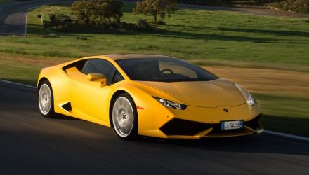Lamborghini Huracan LP610-4 posts 7:28 Nurburgring lap time (video)