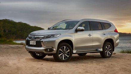 Mitsubishi Pajero Sport GLS & Exceed now standard with seven seats in Australia