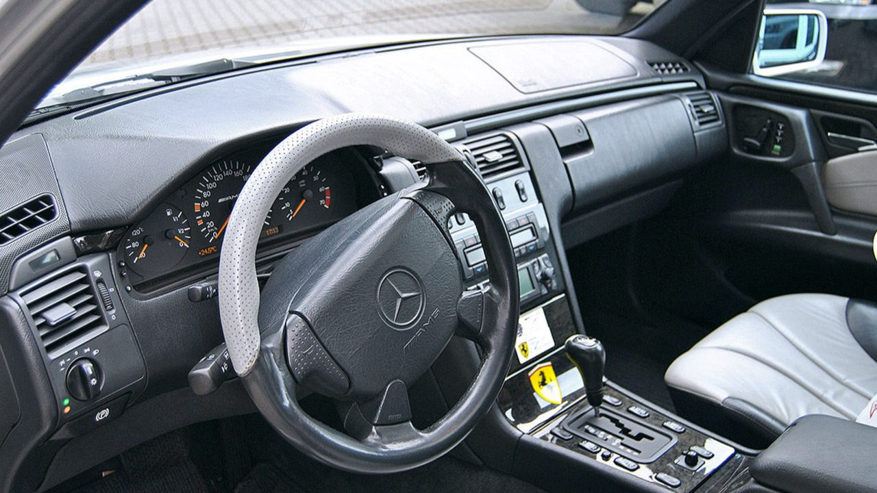 for sale 1998 mercedes e 55 amg wagon owned by schumacher performancedrive. Black Bedroom Furniture Sets. Home Design Ideas
