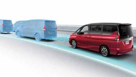 New Nissan Serena debuts ProPILOT autonomous tech