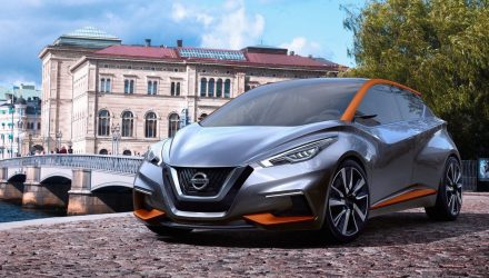 Next-gen Nissan Micra to be produced in France, on CMF platform