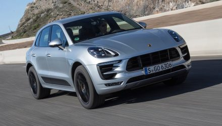 Porsche sales up 6% for 2016 first half, China biggest market