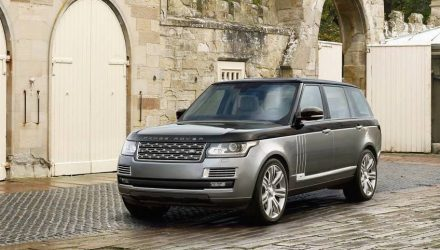 Next-gen Range Rover to go even more premium