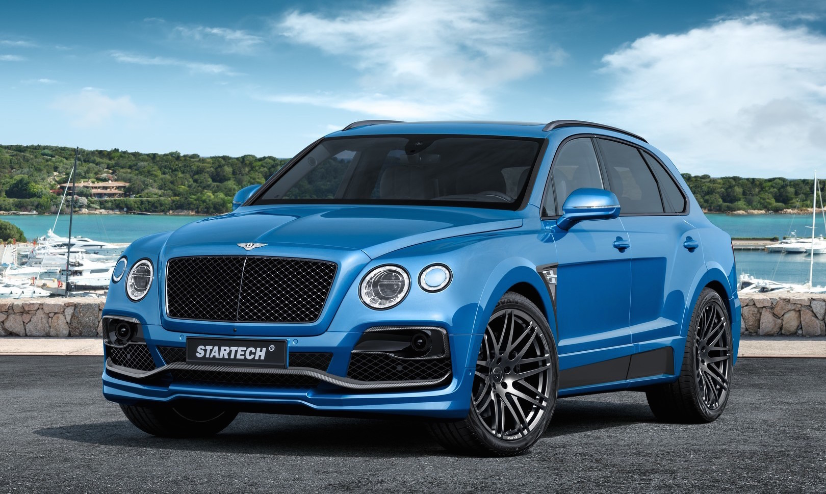 StarTech Bentley Bentayga Shows Potential