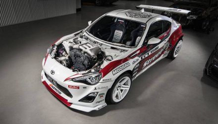 StreetFX Toyota 86 gets crazy VR38DETT GT-R conversion