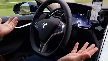 Tesla Model S Autopilot involved in crash, kills driver