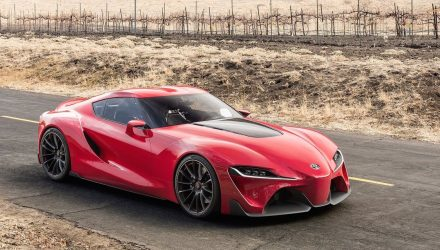 Toyota Supra to feature new turbocharged hybrid – report