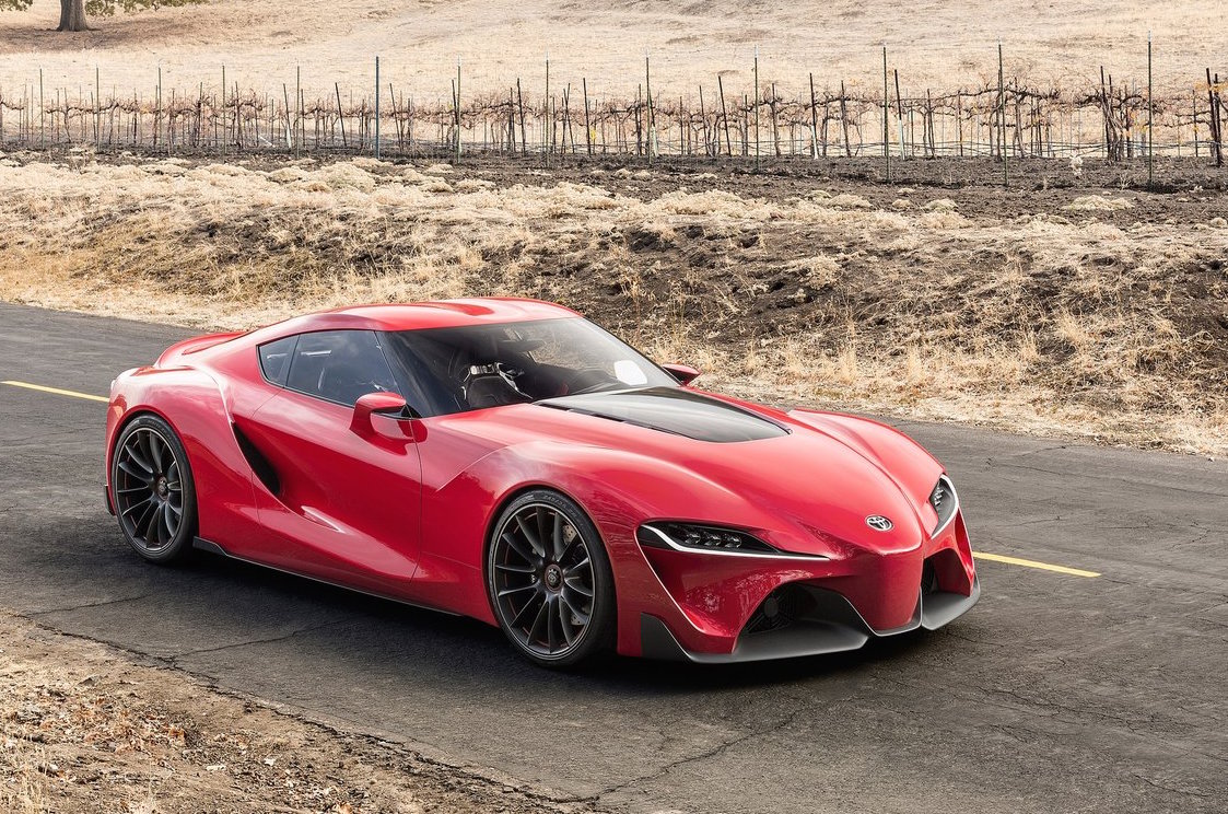 Toyota Ft 1 >> Toyota Supra To Feature New Turbocharged Hybrid Report