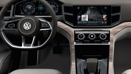Volkswagen & LG working on connected car platform