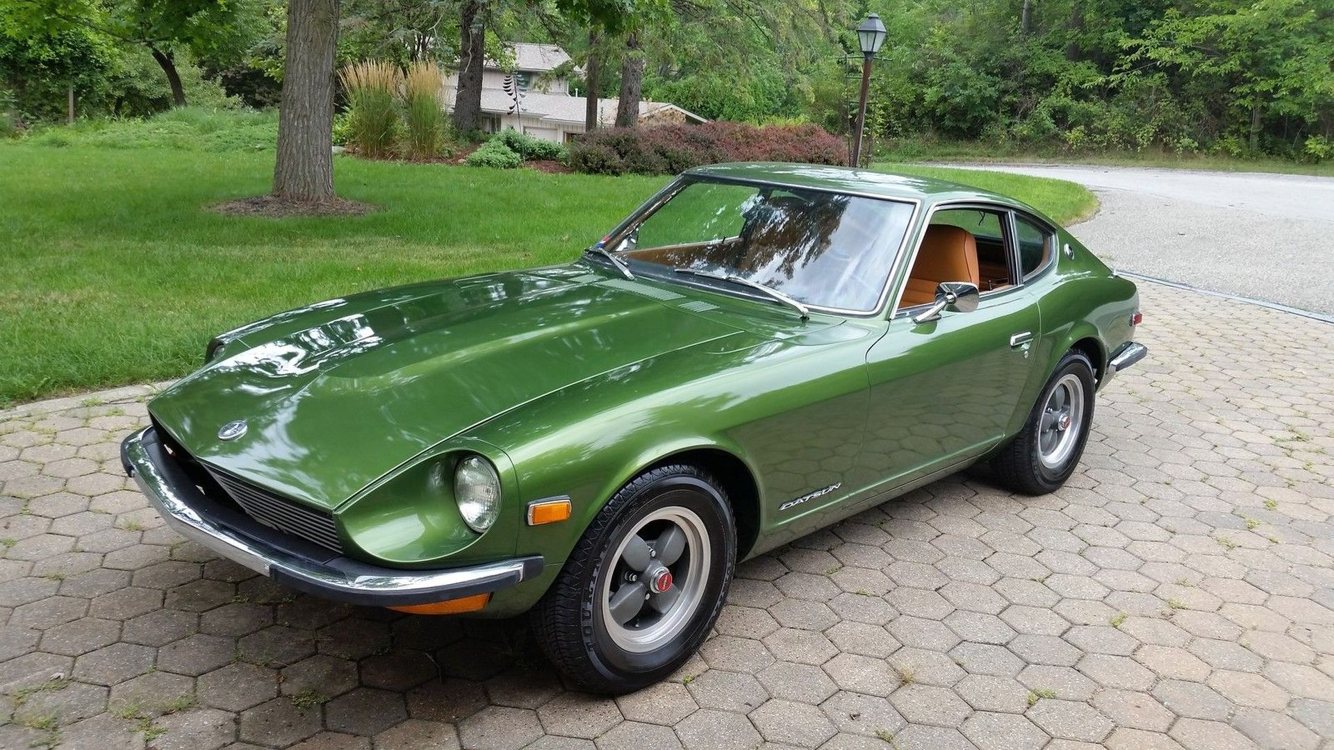 For Sale: Immaculate 1973 Datsun 240Z In The USA