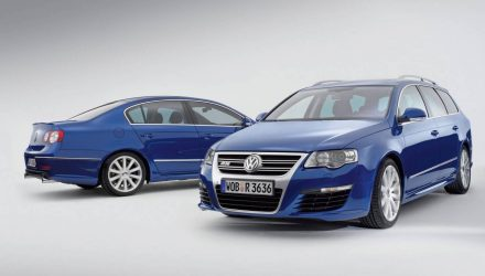Volkswagen planning new 'R36' Passat, with 206TSI engine