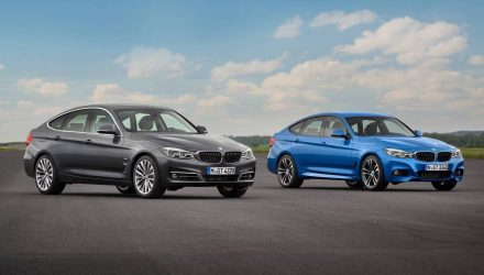 2016 BMW 3 Series Gran Turismo LCI update on sale in Australia Q4