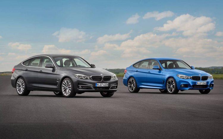 2016 BMW 3 Series Gran Turismo LCI