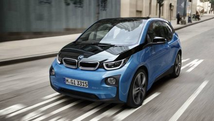 2016 BMW i3 on sale in Australia in October from $63,900