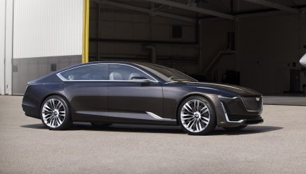 Cadillac Escala concept revealed, previews future design