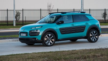 2016 Citroen C4 Cactus 1.2 petrol review (video)