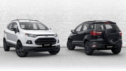 Ford EcoSport Shadow edition announced for Australia