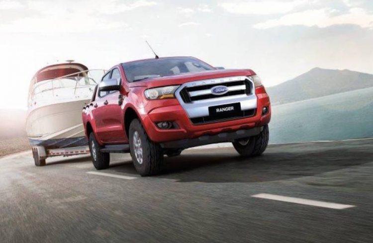2016 Ford Ranger XLS SE