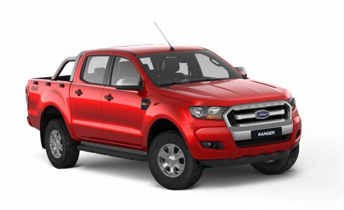 2017 ford ranger xls special edition on sale in australia performancedrive. Black Bedroom Furniture Sets. Home Design Ideas