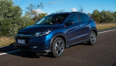 2016 Honda HR-V VTi-L review (video)