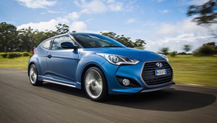 2016 Hyundai Veloster Series II update announced