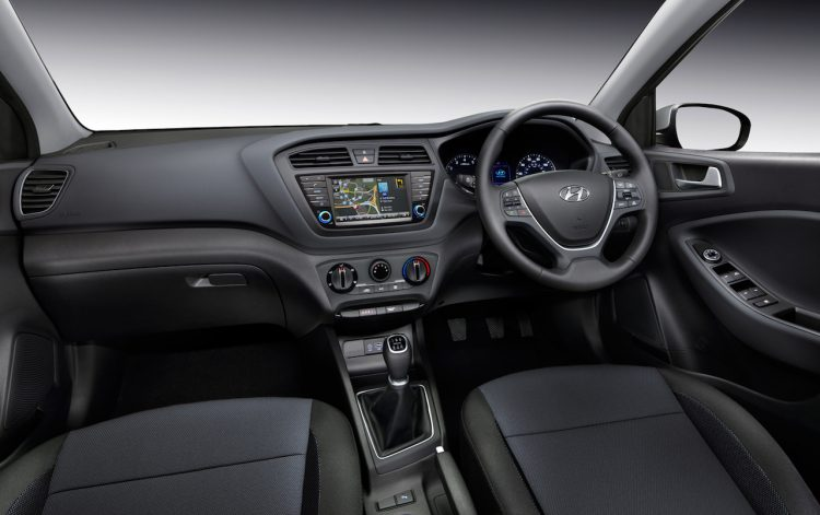 2016 Hyundai i20 Turbo Edition-interior