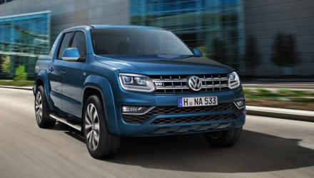 Volkswagen Amarok-based SUV wagon in the pipeline