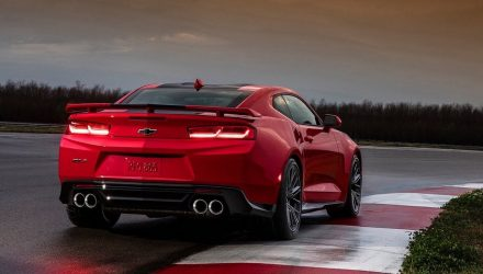 2017 Camaro ZL1 manual does 0-60mph in 1st gear, line-locker confirmed