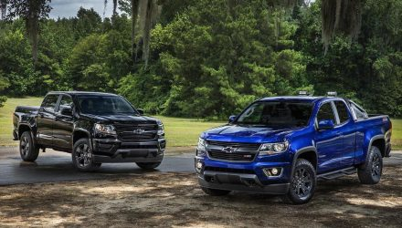 2017 Chevrolet Colorado debuts new 230kW V6, 8spd auto
