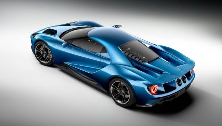 New Ford GT production extended two years, additional 500 up for grabs