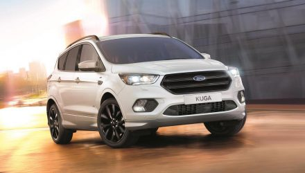 New Ford Kuga & 5-seat Everest coming to Australia in 2017