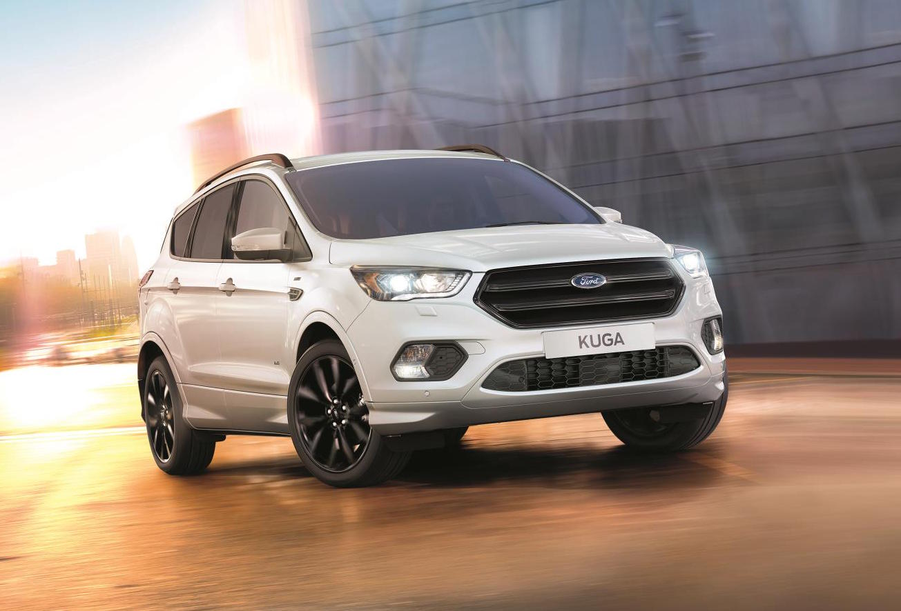 new ford kuga 5 seat everest coming to australia in 2017 performancedrive. Black Bedroom Furniture Sets. Home Design Ideas