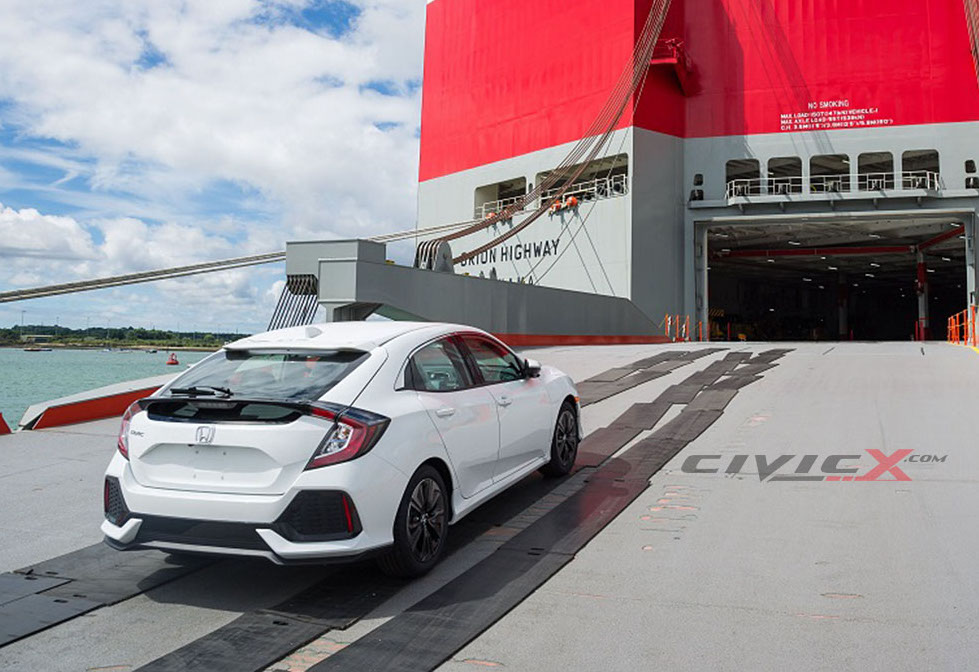 The 2017 Honda Civic Hatchback Is A Civic That's A Hatchback
