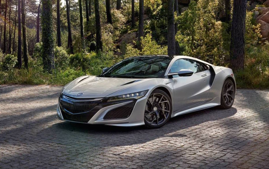 Honda Nsx On Sale In Australia From 420 000