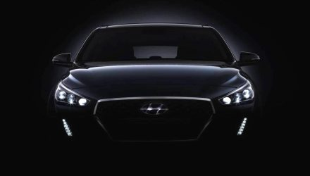 2017 Hyundai i30 previews new design, debuts Sept. 7