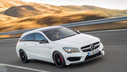 2017 Mercedes-Benz CLA on sale in Australia from $52,500
