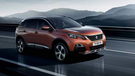 All-new Peugeot 3008 SUV Australian launch confirmed for Q1, 2017