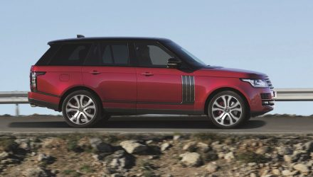 2017 Range Rover revealed, SVAutobiography Dynamic added