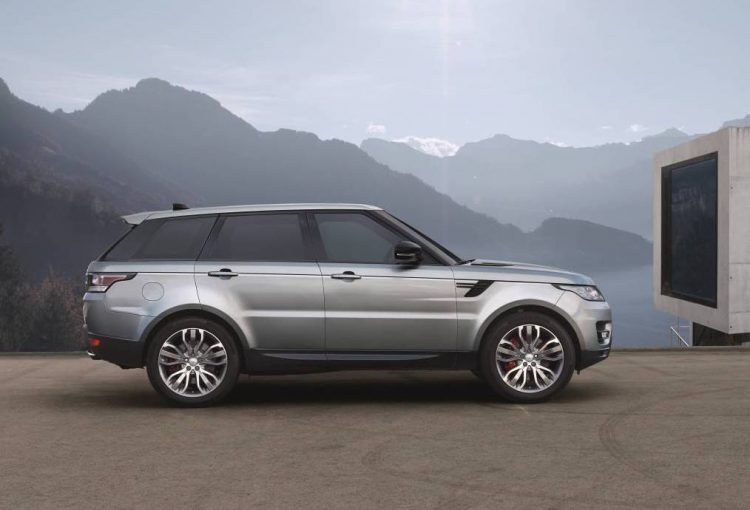2017 Range Rover Sport-silver