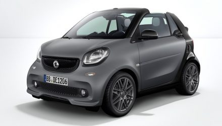 Brabus Sport Package for 2017 Smart ForTwo revealed