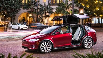 Tesla Model X Australian prices announced for all variants