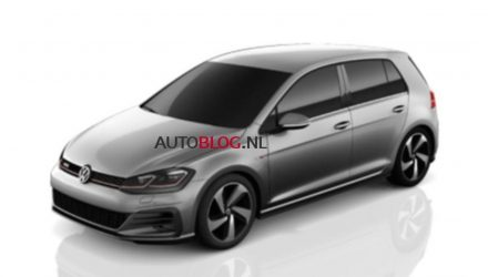Is this the 2017 Volkswagen Golf facelift?