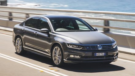 VW Passat 206TSI R-Line on sale in Australia in November