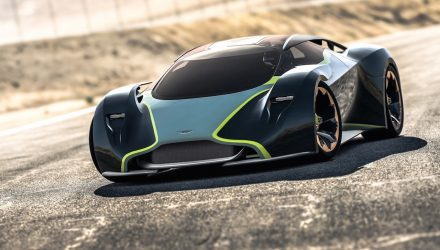 Aston Martin mid-engined supercar coming by 2022 – report