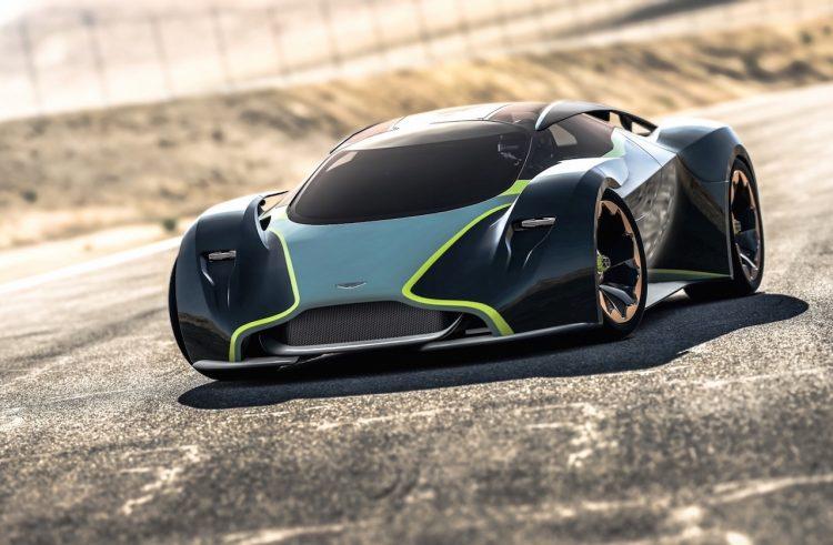 Aston Martin DB-100 Vision GT