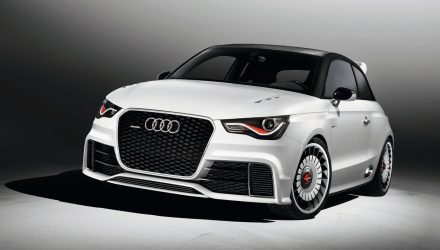 Audi 'RS 1' rumoured to debut at 2017 Geneva show