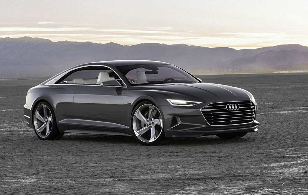 Tesla S-fighting Audi approved for production?