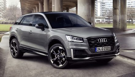 Audi Q2 to launch with sporty Edition #1 special